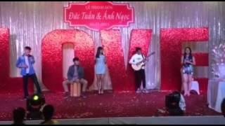 Ba kể con nghe - TNT Acoustic ( ver đám cưới =)) )