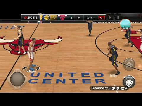 Chicago Bulls vs Indiana Pacers NBA mobile