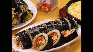 [Cookat Việt Nam] Kimbap Cá Ngừ Cay