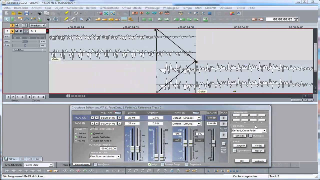 Classical Music Editing in Reaper [Archive] - Cockos
