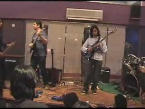 Faraz Anwar - A Lydian Jam (Guitar Workshop - Karachi)