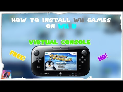 how to get virtual console games on wii for free