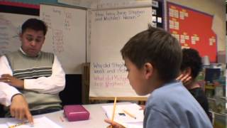 Repeat youtube video Scaffolded Reading Instruction, Grade 1