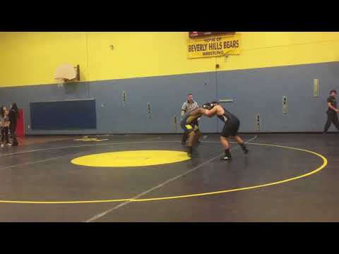 Drexel Hill Middle School Wrestling 2018