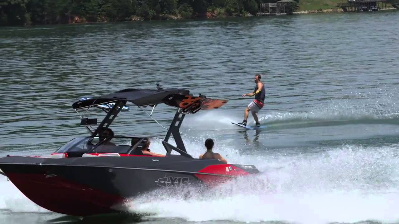 Axis A20 Wake Review Wakeboarding