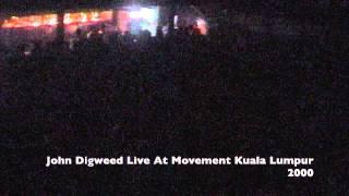 John Digweed Movement Club 2000 Kuala Lumpur