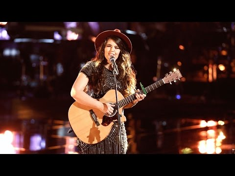 "Madi Davis ""The Voice Performance"""