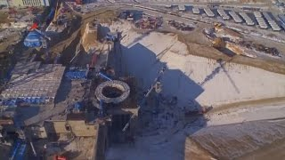 First look at spaceport Vostochny in Siberia