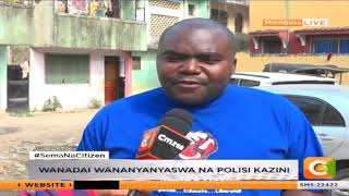 Mashirika ya kutetea binadamu Mombasa yazua tetesi