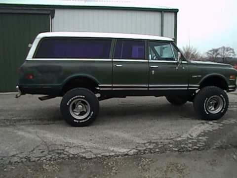 1972 chevy suburban for sale by 500 classic auto youtube. Black Bedroom Furniture Sets. Home Design Ideas
