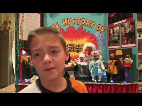 The History of The Rock-afire Explosion by Maddox and Ali Bee