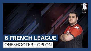 6 French League – Interview : OneShooter Oplon [OFFICIEL] HD