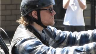 Sons of Anarchy filming in Montrose 6/6/14 (2)