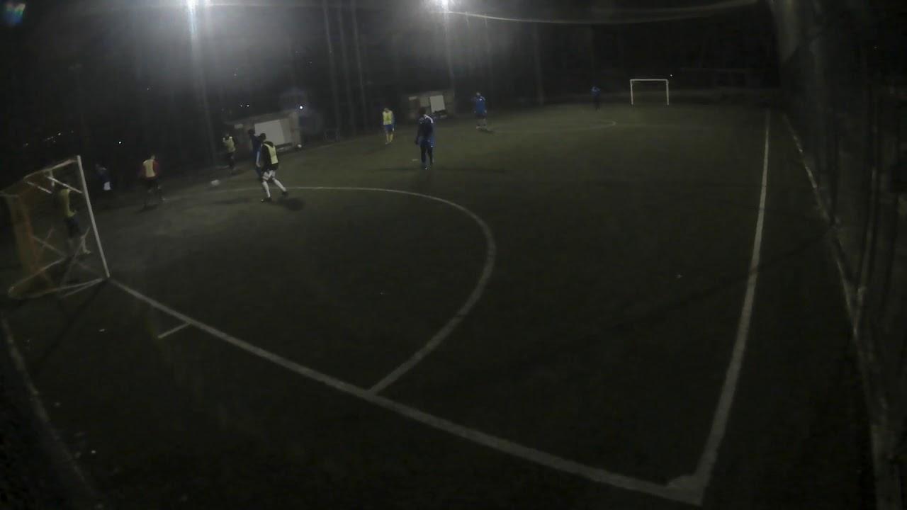 Primo gol di Ciccio contro Partizan Degrado (13-9)