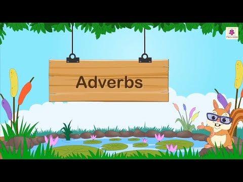 Adverbs | English Grammar | Periwinkle