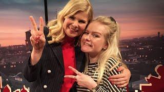 Min dag på Sofie Linde Show! (Vlog)