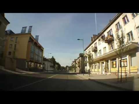 Virtualus Marijampolės turas / Virtual Tour of Marijampole, Lithuania