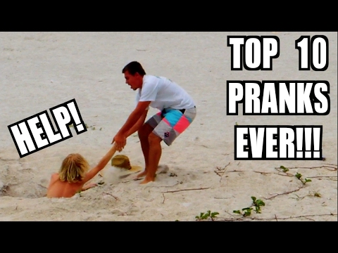 TOP 10 Craziest Pranks Of All Time! (Prank Compilation)
