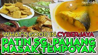 [ omaralattas ] vlog #109-2018: Patin Sg. Pahang Masak Tempoyak @Restoran Selera Santai, Cyberjaya