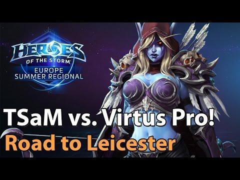 Virtus Pro vs TSaM - EU Summer Regional #1 Q3 - G2