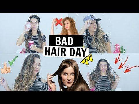 COMO SE LIVRAR DO BAD HAIR DAY!!! POR KAREN LIMA