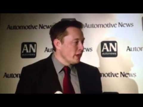 Elon Musk on Hydrogen Fuel Cells
