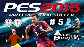 PC - PES 2015 : Campionato Master - Autogol [Gameplay Ita] # 5