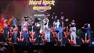 Hard Rock Atlantic City's Official Opening and Guitar Smashing Ceremony ✦ Brian Christopher Slots