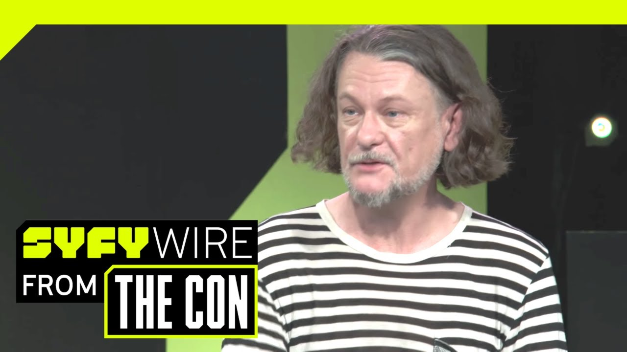 The Tick Creator Ben Edlund On Season 2 | SDCC 2018 | SYFY WIRE ...