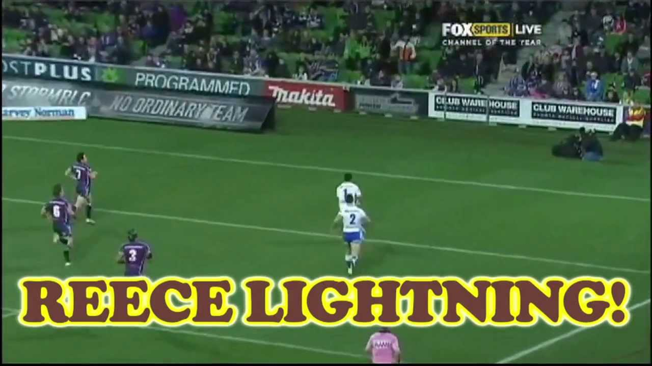 Go Reece Lightning! - YouTube
