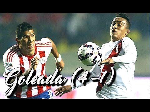 Resumen Completo Peru vs Paraguay (4-1) Eliminatorias Rusia 2018 - Tigo Sport Tv