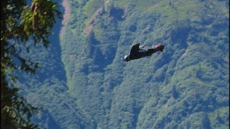 sound of wingsuits