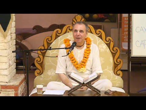 Чайтанья Чаритамрита Ади 5.99-101 - Радха Дамодар прабху