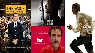 2013 - The Year In Movies with Peter Rainer