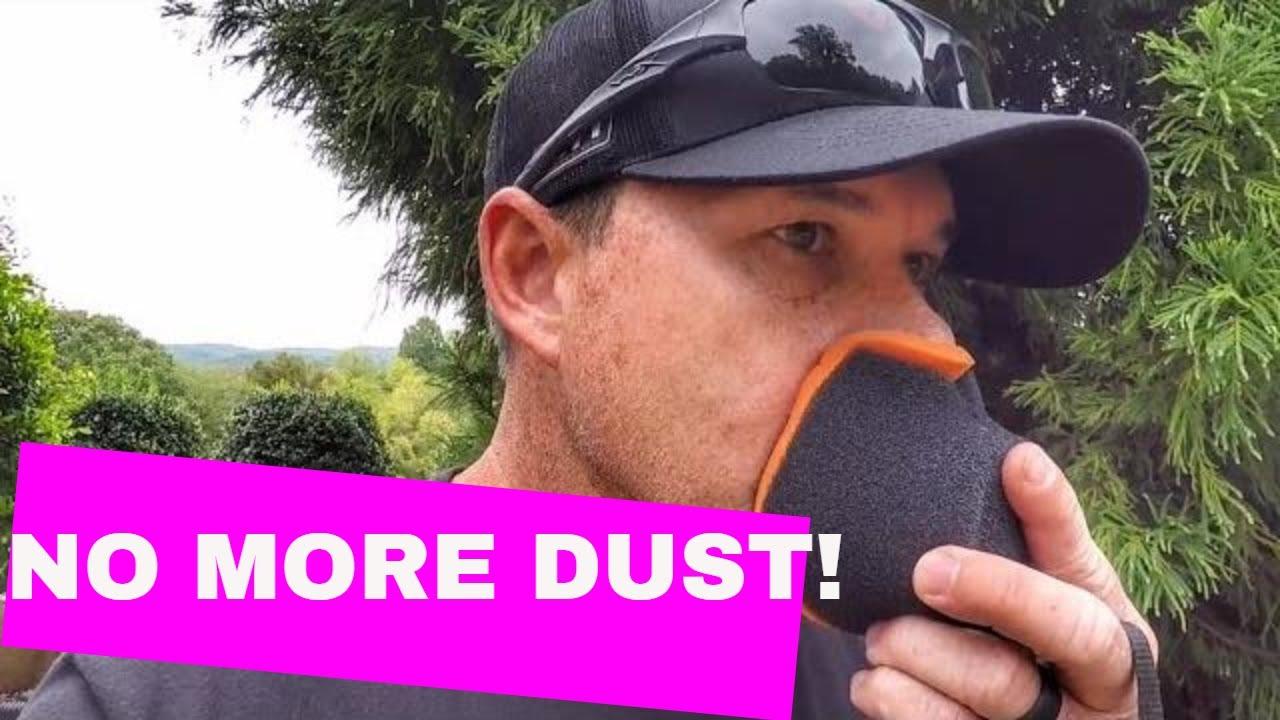Wolfsnout All Sport Dust Mask Black