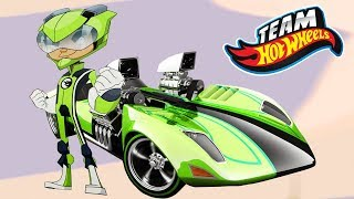 Команда Hot Wheels: За гранью воображения 2. В зверариуме
