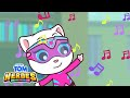 Talking Tom Heroes - Beat the Raccoon (Episode 2)