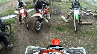 Dirtbiking During the Rapture - Eagle, Colorado. GoPro HD