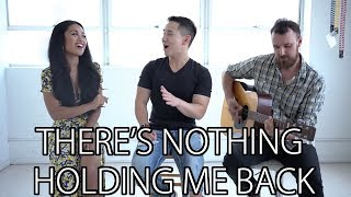 Shawn Mendes - There's Nothing Holdin' Me Back | Jason Chen x Jules Aurora