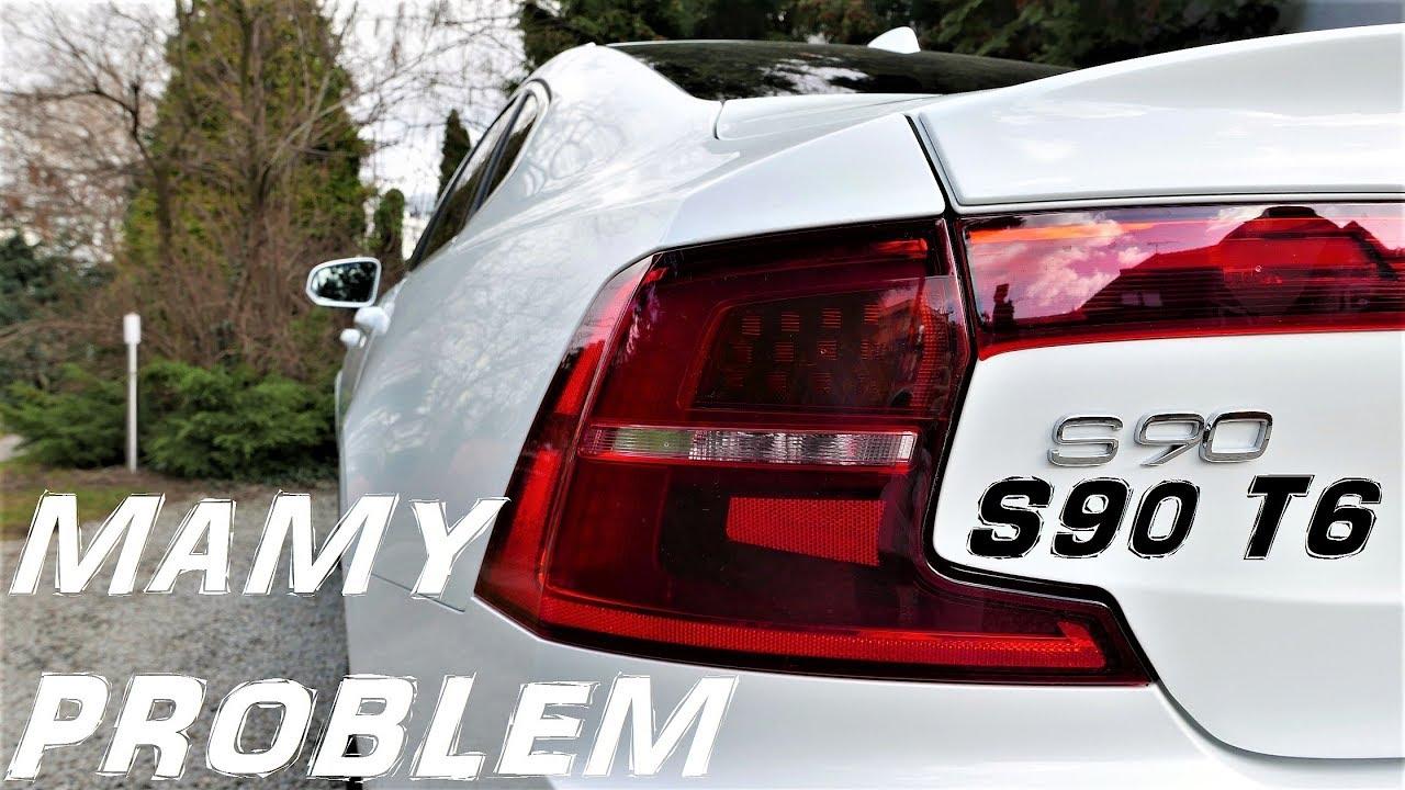 Volvo S90 2.0 T6 Polestar [Test Spalania] ZACZYNAM LUBIĆ DIESLA [Jazda Próbna]