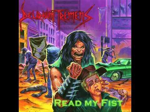 Delirium Tremens - Read My Fist (Full Album, 2014)