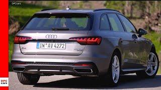 2020 Audi A4 Avant TDI