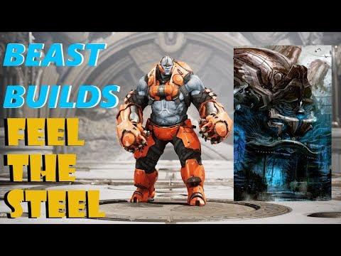Paragon v42 Beast Builds - Steel. Just. Steel. (CC Tank Deck)