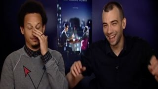 HILARIOUS INTERVIEW!!! Man Seeking Woman Season 1 Episode 1 Jay Baruchel Eric Andre