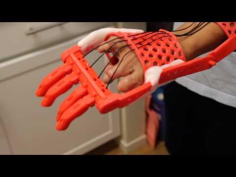 0 - E-Nable: Community entwickelt günstige Hand-Prothesen mit 3D-Druck (Update)
