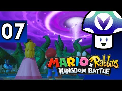 [Vinesauce] Vinny - Mario + Rabbids: Kingdom Battle (part 7)