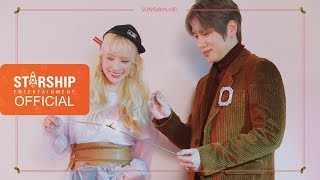 "Gambar cover [Making Film] 스타쉽플래닛(Starship Planet) 2018 ""NYLON"" 화보촬영"