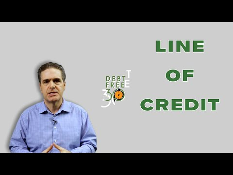 Line Of Credit | What Is It? How Does It Work?