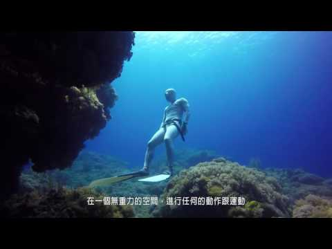 自由潛水的「自由」(Free to Freediving)
