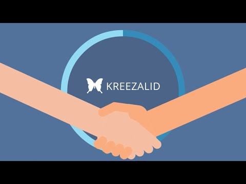 Kreezalid, the inbuilt easy page builder to create a product or service marketplace, in minutes